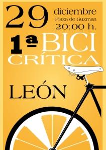 1ª Bici Crítica León